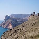 крепость Чембало - Балаклава
