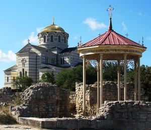 Храм_Херсонес